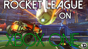 rocket league xbox